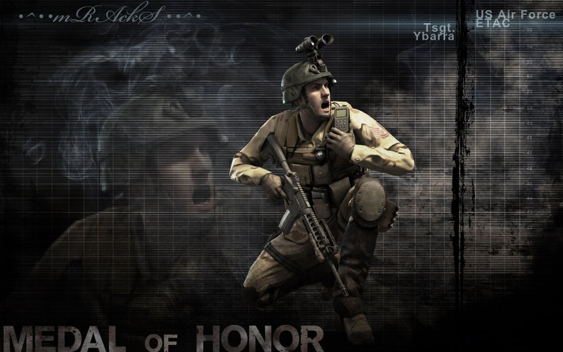 MEDAL OF HONOR shooter war warrior soldier action military (82) wallpaper