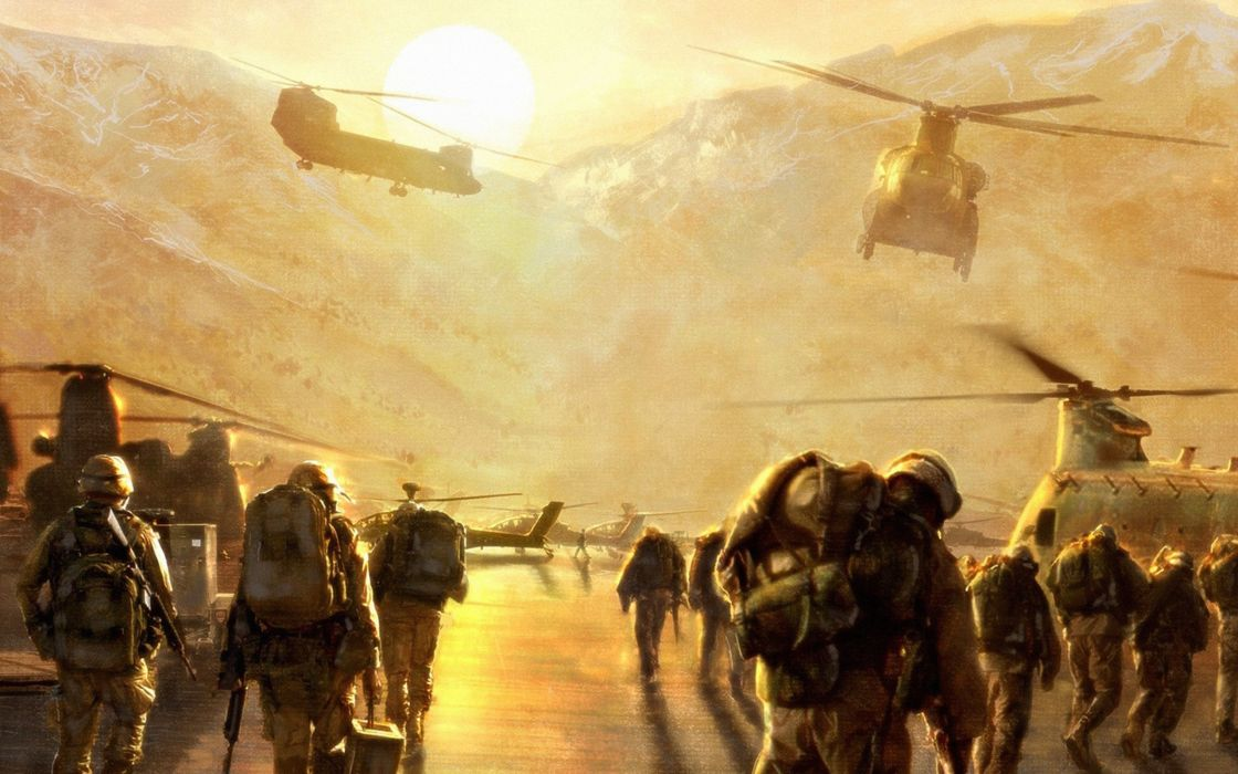 MEDAL OF HONOR shooter war warrior soldier action military (87) wallpaper