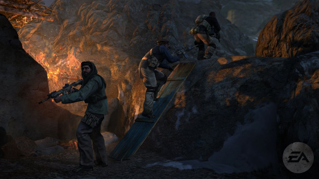 MEDAL OF HONOR shooter war warrior soldier action military (93) wallpaper