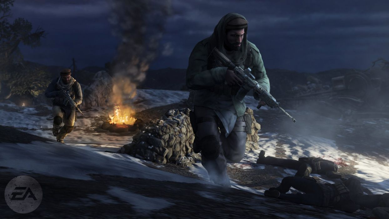 MEDAL OF HONOR shooter war warrior soldier action military (94) wallpaper