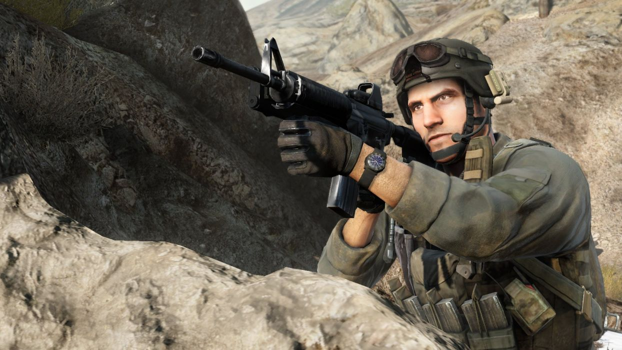 MEDAL OF HONOR shooter war warrior soldier action military (95) wallpaper