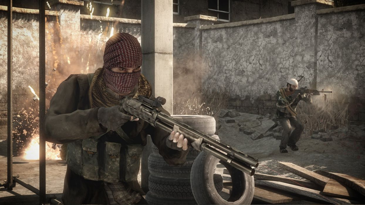 MEDAL OF HONOR shooter war warrior soldier action military (96) wallpaper