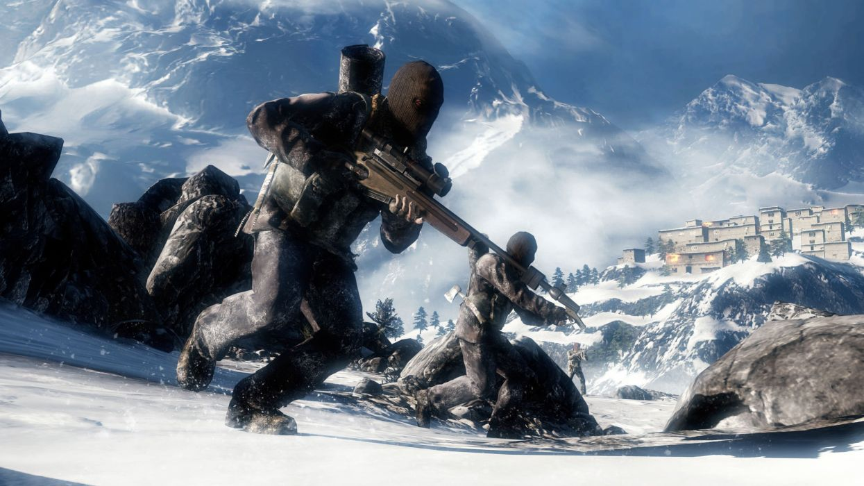 MEDAL OF HONOR shooter war warrior soldier action military (98) wallpaper