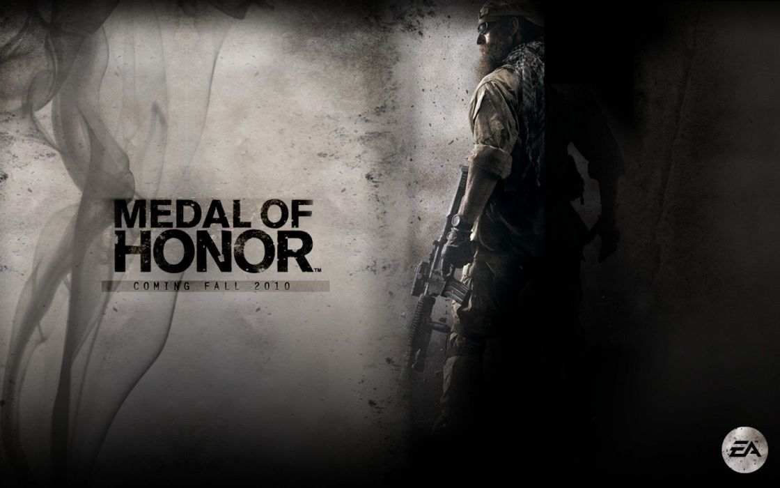 MEDAL OF HONOR shooter war warrior soldier action military (102) wallpaper