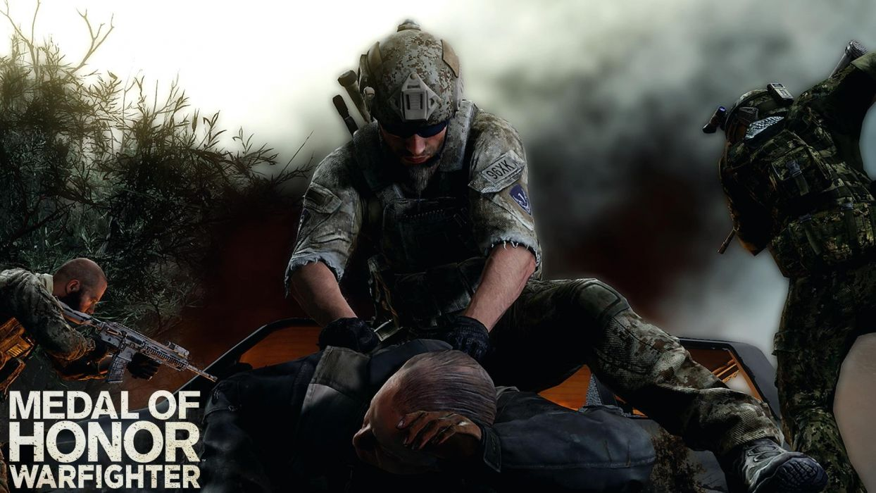 MEDAL OF HONOR shooter war warrior soldier action military (107) wallpaper
