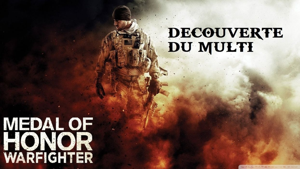 MEDAL OF HONOR shooter war warrior soldier action military (119) wallpaper