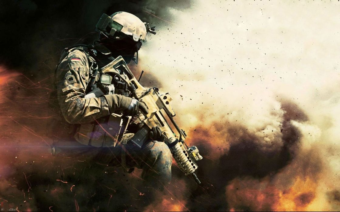 MEDAL OF HONOR shooter war warrior soldier action military (121) wallpaper