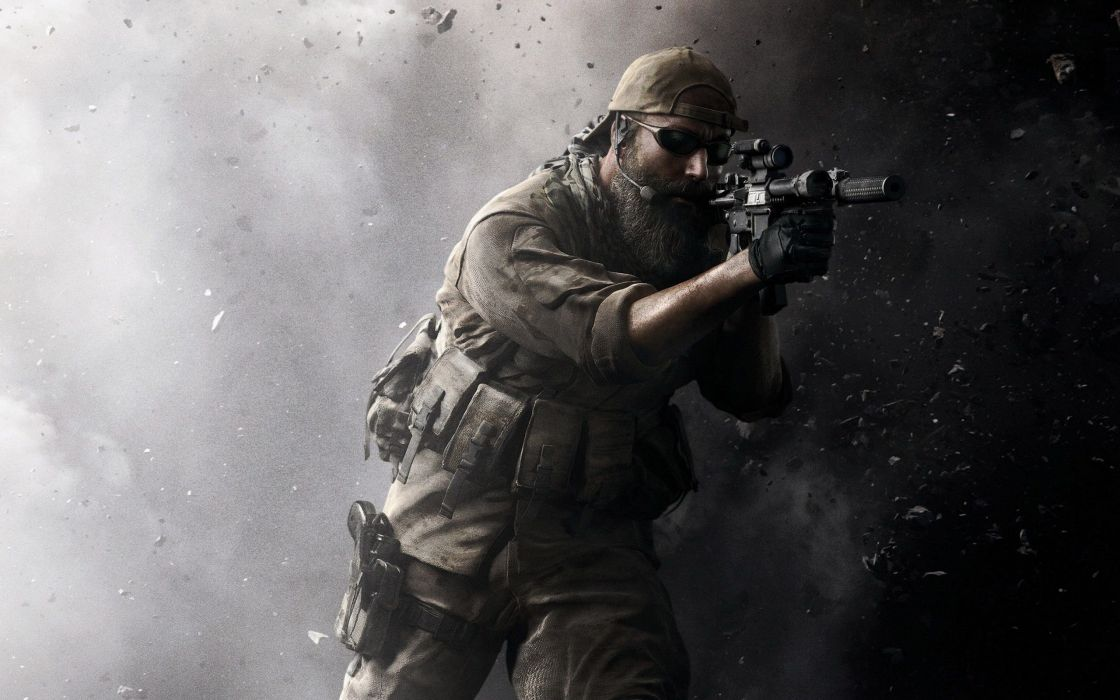 MEDAL OF HONOR shooter war warrior soldier action military (126) wallpaper