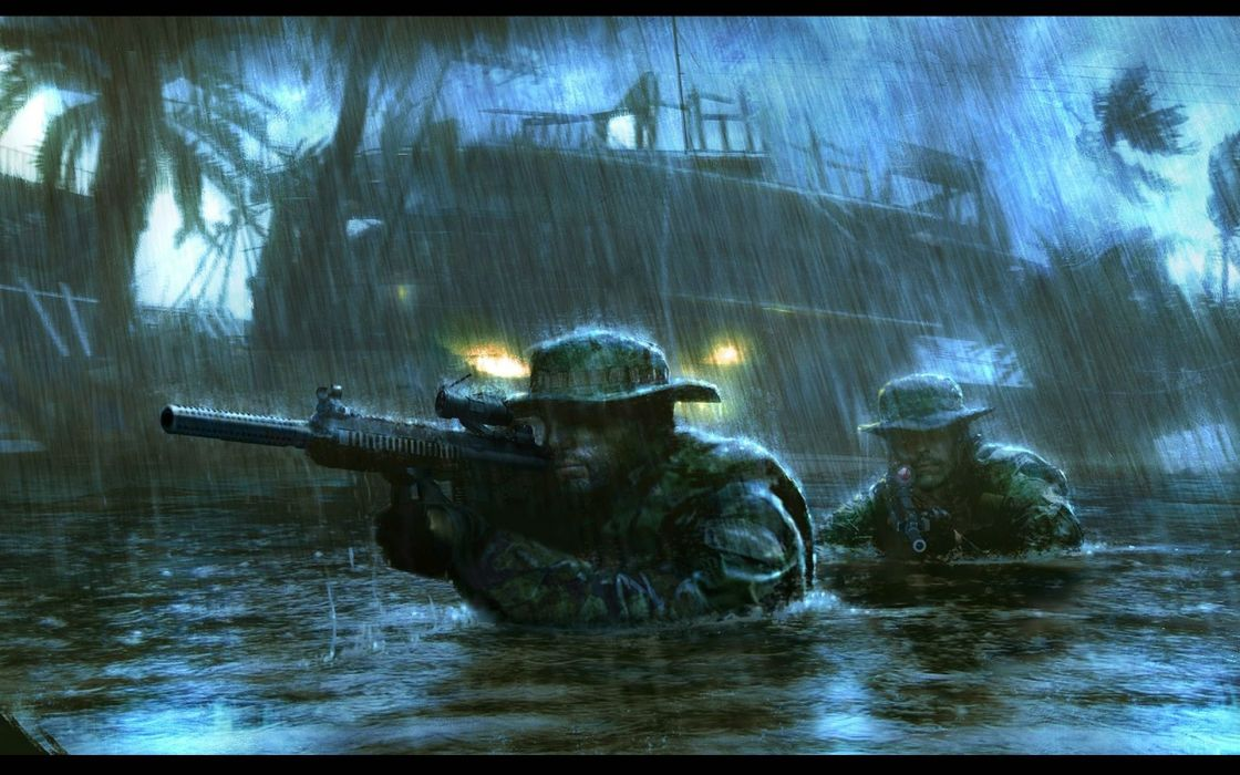 MEDAL OF HONOR shooter war warrior soldier action military (129) wallpaper