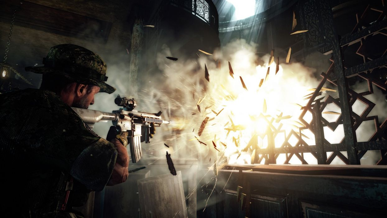 MEDAL OF HONOR shooter war warrior soldier action military (131) wallpaper