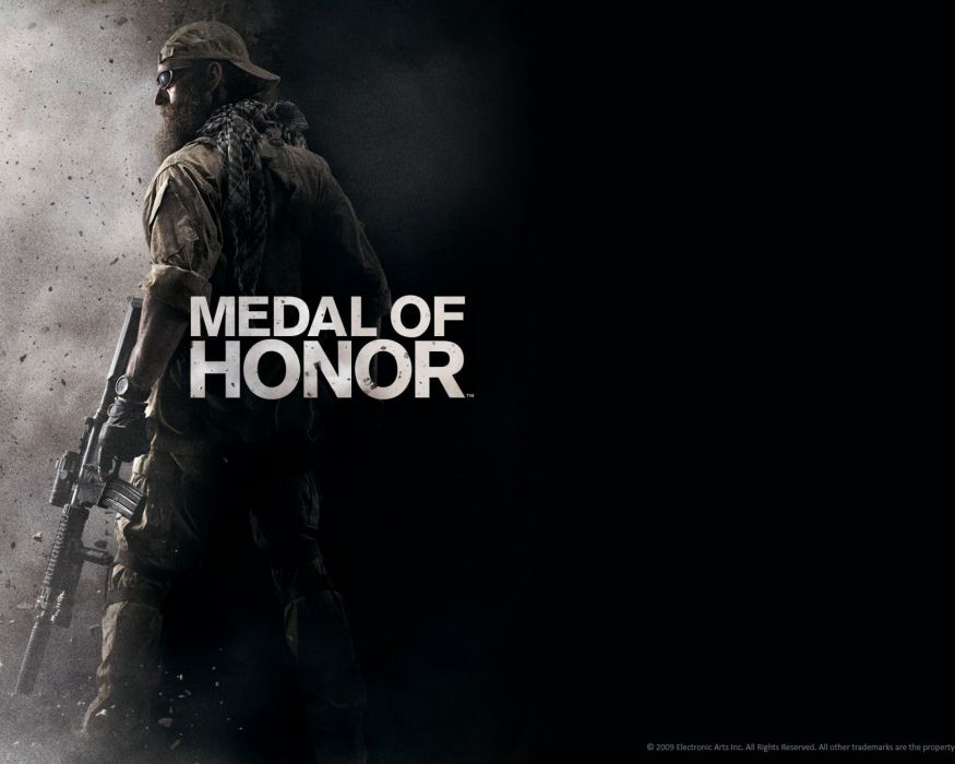 MEDAL OF HONOR shooter war warrior soldier action military (133) wallpaper