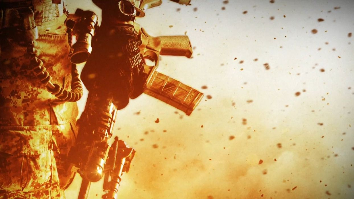 MEDAL OF HONOR shooter war warrior soldier action military (141) wallpaper