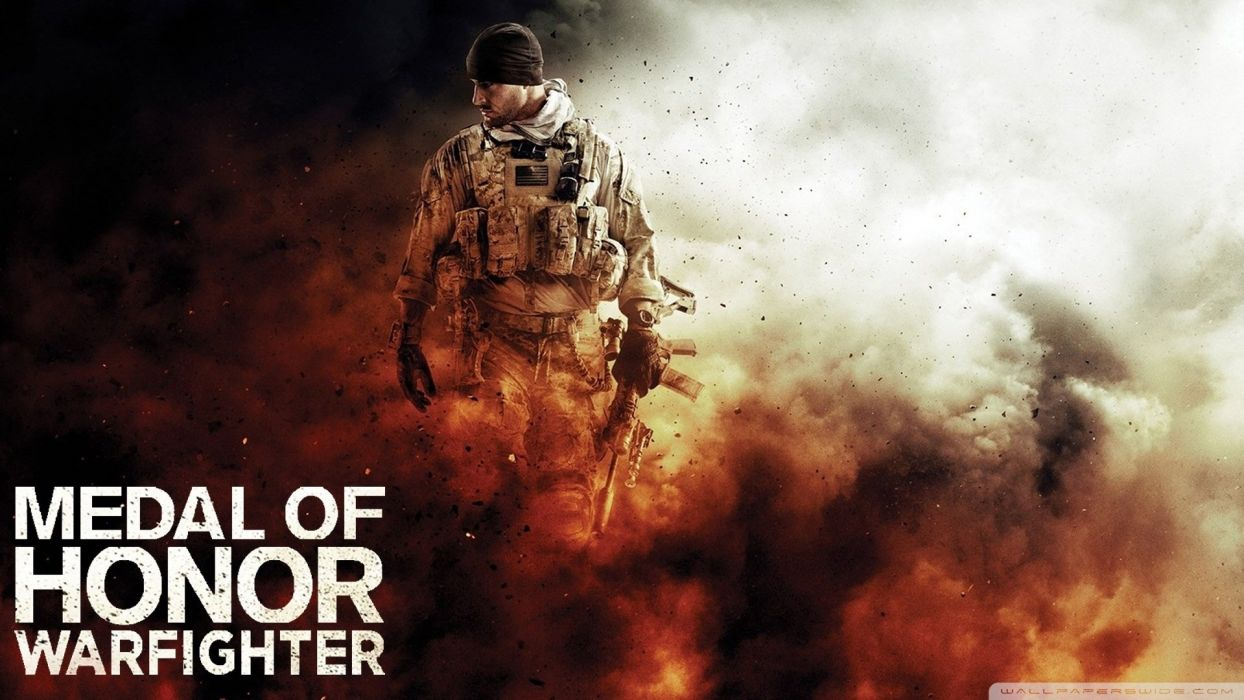 MEDAL OF HONOR shooter war warrior soldier action military (142) wallpaper