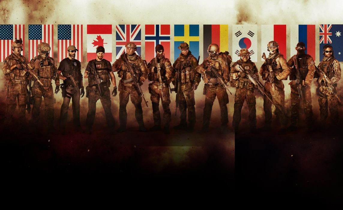 MEDAL OF HONOR shooter war warrior soldier action military (147) wallpaper