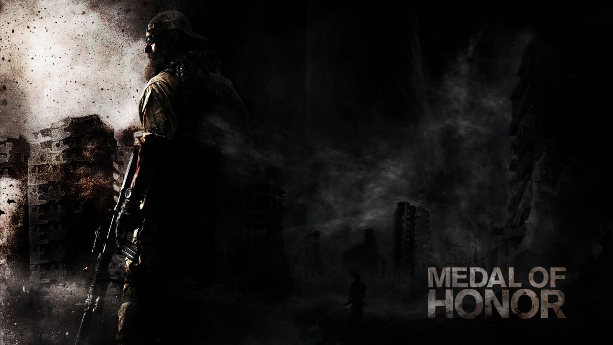 MEDAL OF HONOR shooter war warrior soldier action military (149) wallpaper