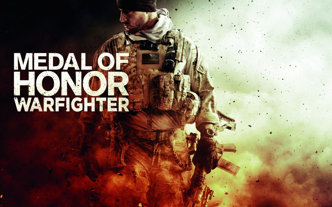 MEDAL OF HONOR shooter war warrior soldier action military (148) wallpaper
