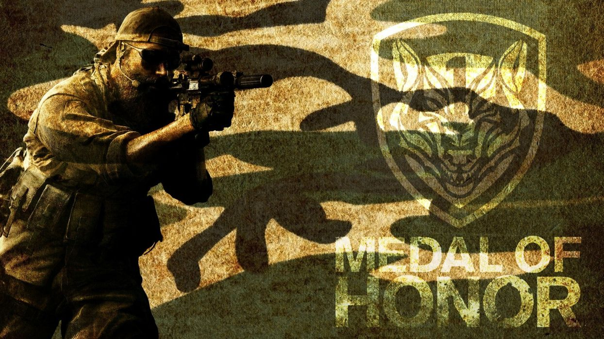 MEDAL OF HONOR shooter war warrior soldier action military (159) wallpaper
