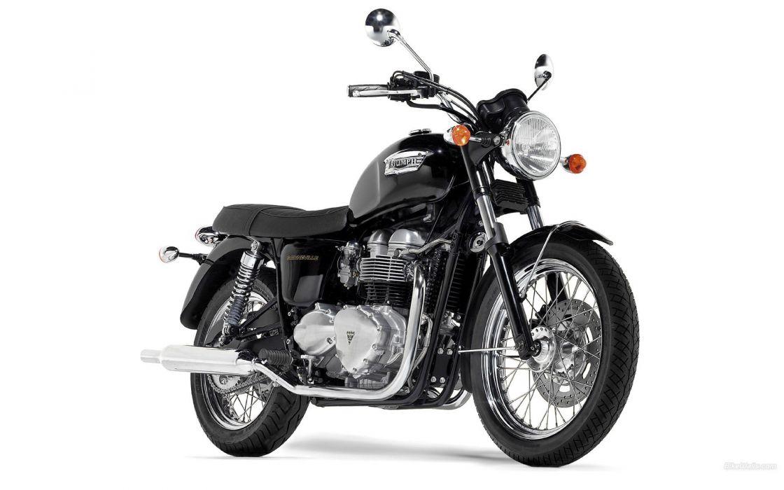 motorbikes Triumph Bonneville Triumph Motorcycles wallpaper