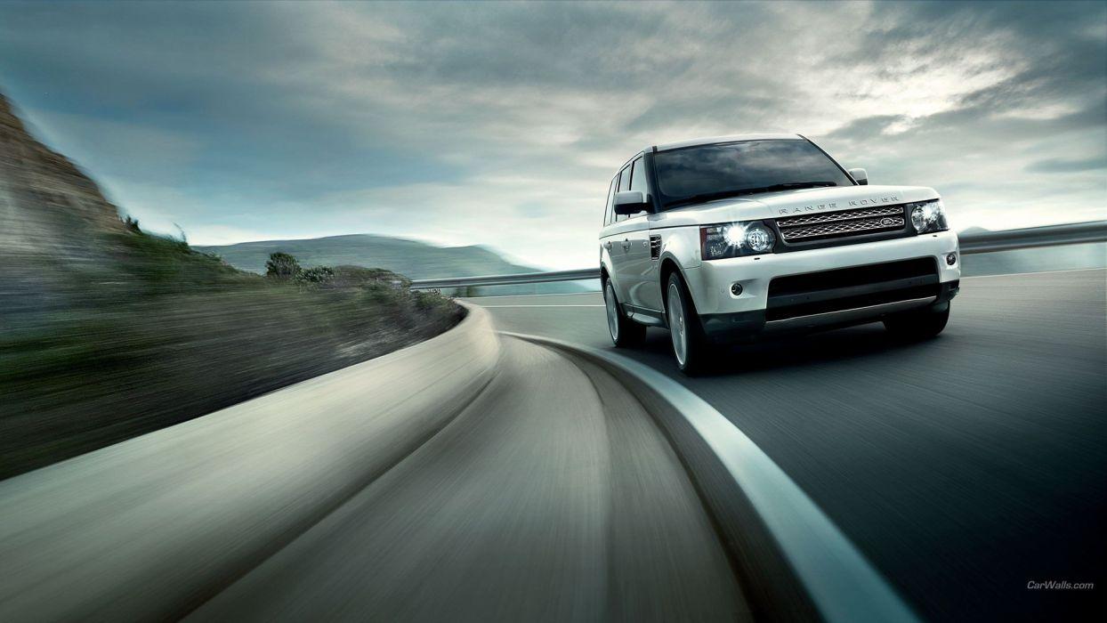 cars Land Rover Range Rover Range Rover Sport wallpaper
