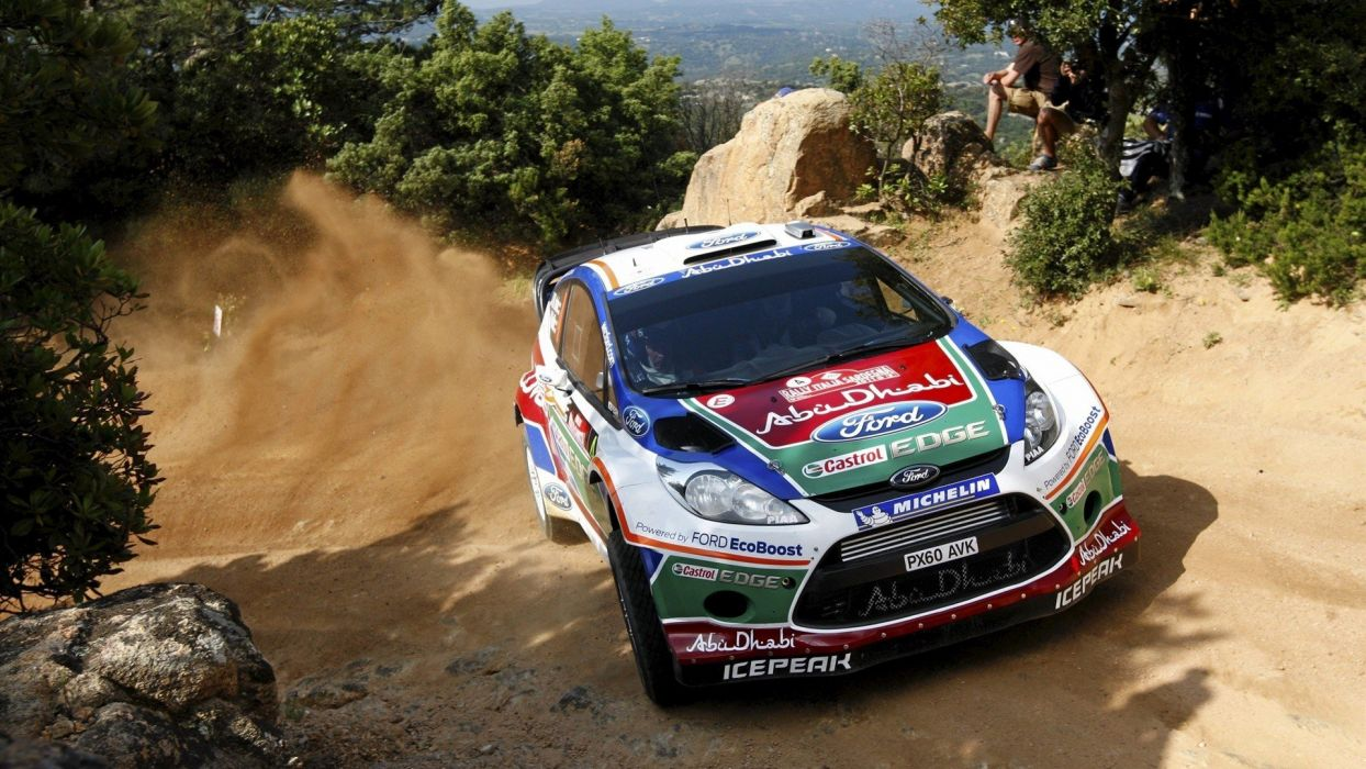 cars engines Ford rally race vehicles Luxury Sport Car wallpaper