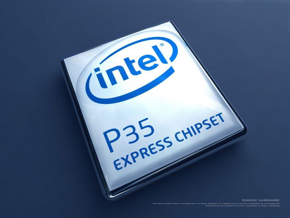 Intel brands logos companies chipset wallpaper
