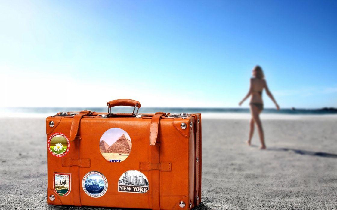 women case beaches wallpaper