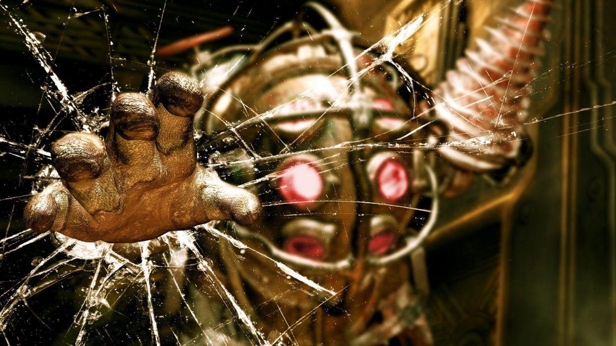 video games BioShock wallpaper