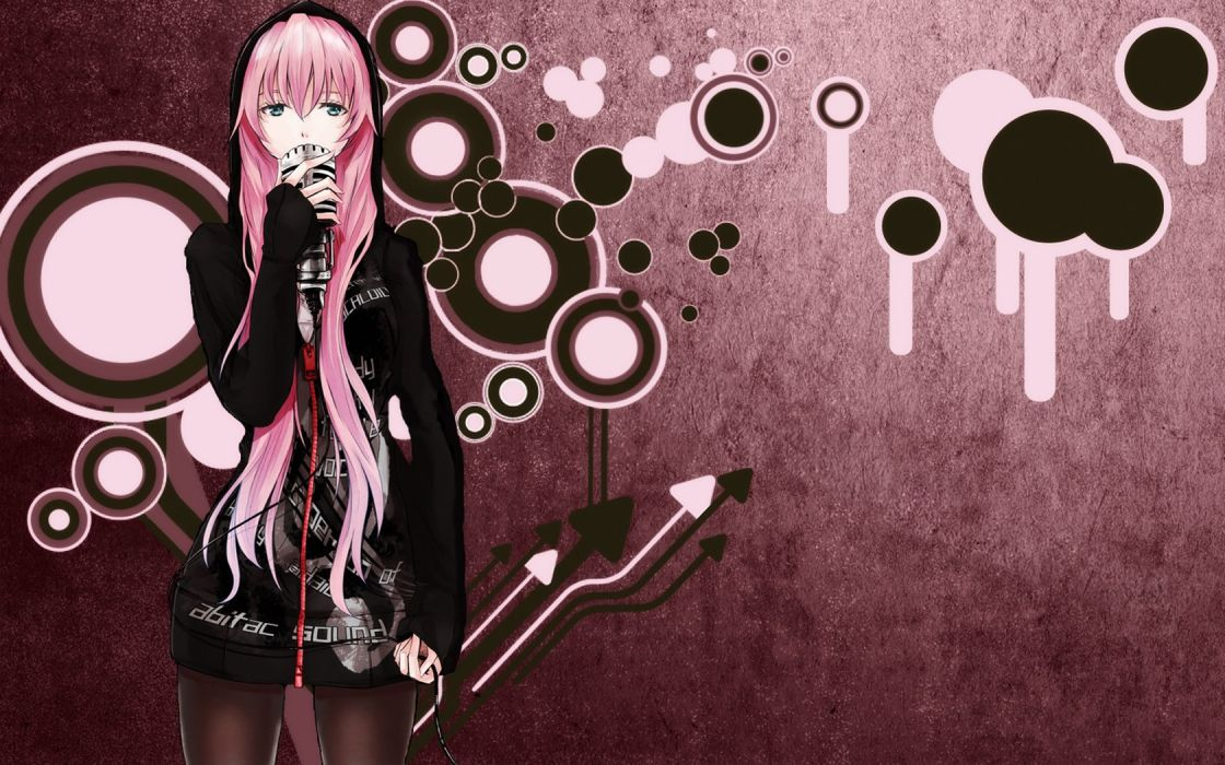 Vocaloid Megurine Luka wallpaper
