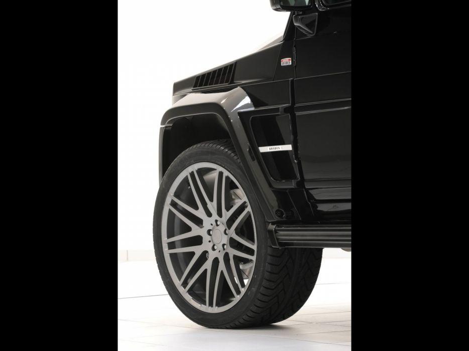 Brabus Mercedes-Benz wallpaper