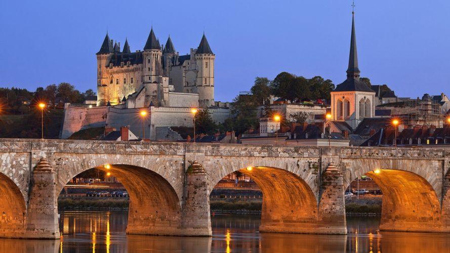 castles cityscapes bridges rover wallpaper