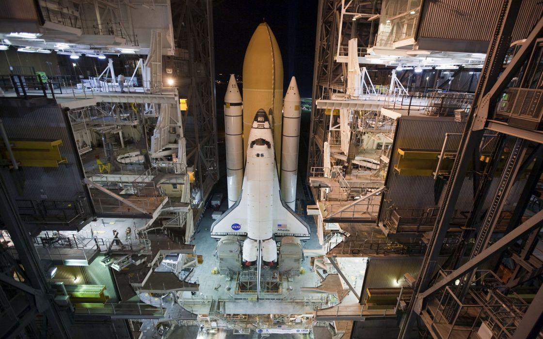 aircraft Space Shuttle NASA wallpaper