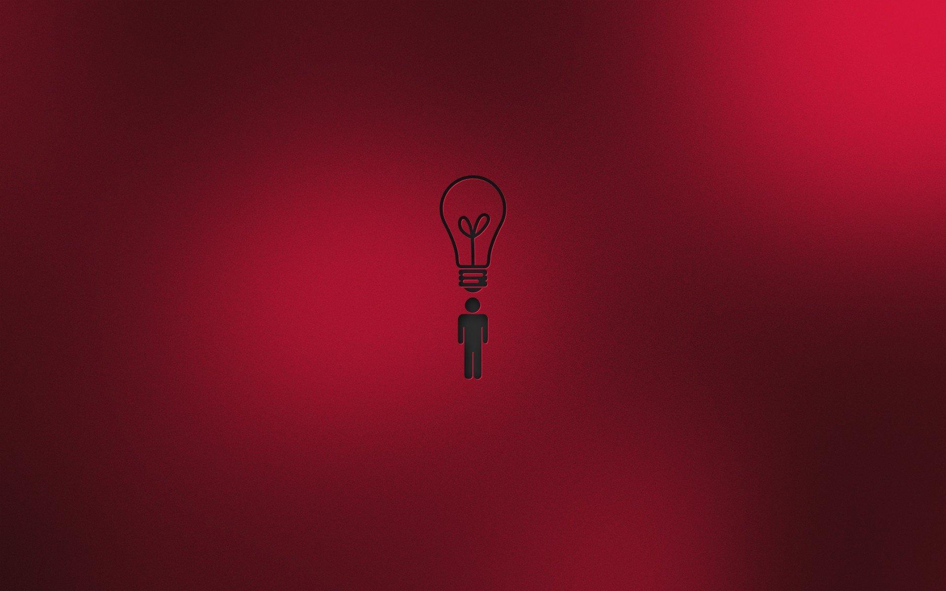 minimalistic idea light bulbs bulbs simple wallpaper