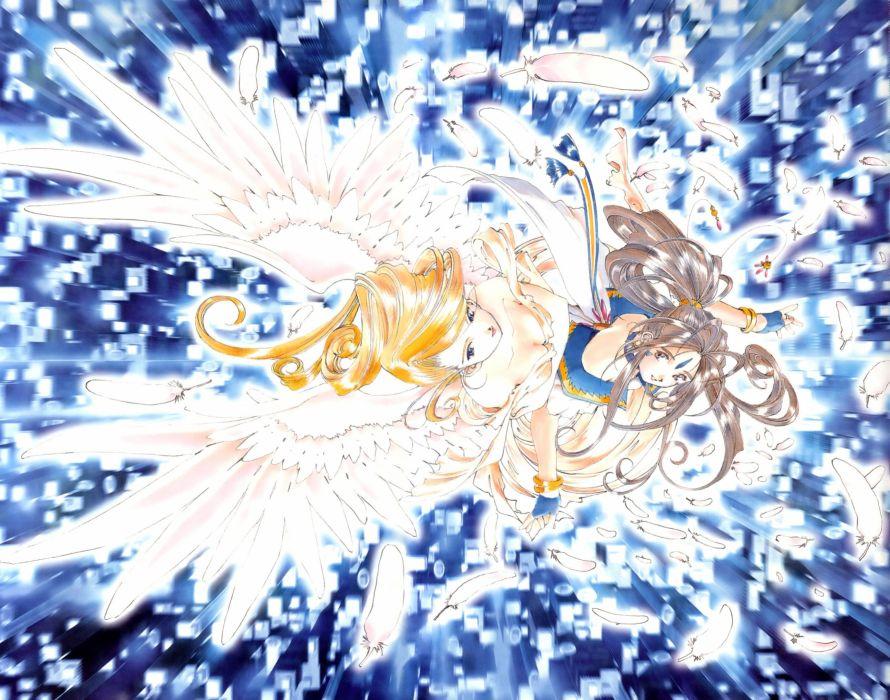 Ah! My Goddess wallpaper