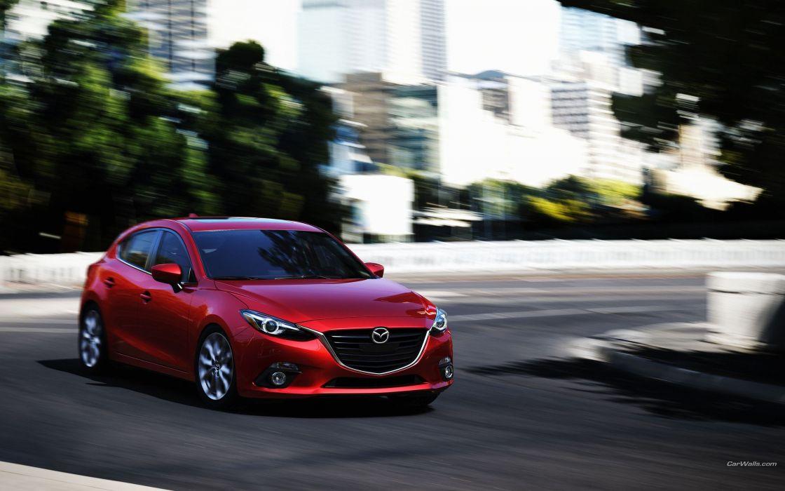 Mazda Mazda 3 wallpaper