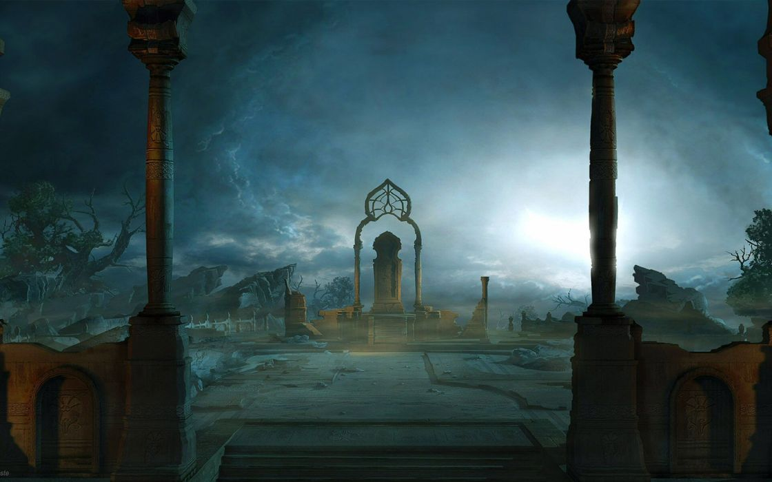 Prince of Persia Raphael Lacoste wallpaper