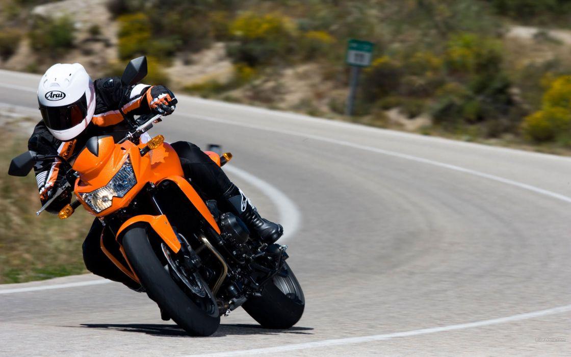 vehicles motorbikes Z750 wallpaper