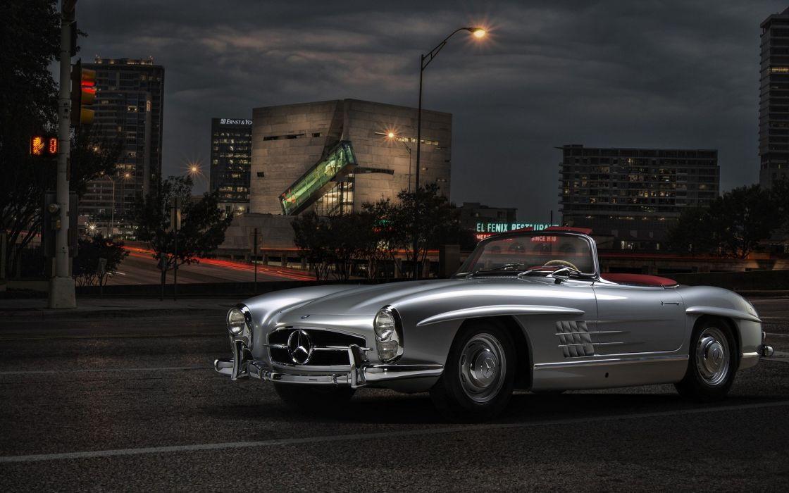 Classic Mercedes-Benz Mercedes Benz wallpaper