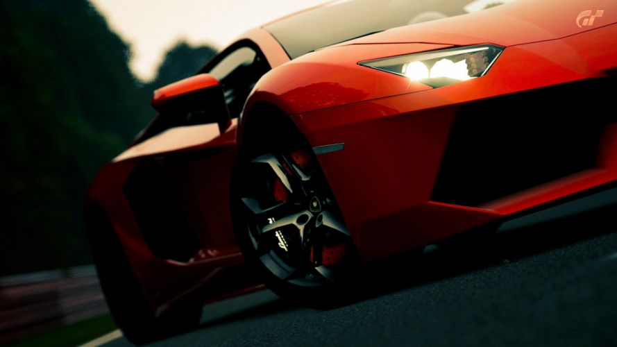 video games cars Lamborghini supercars track wheels Lamborghini Aventador races wallpaper