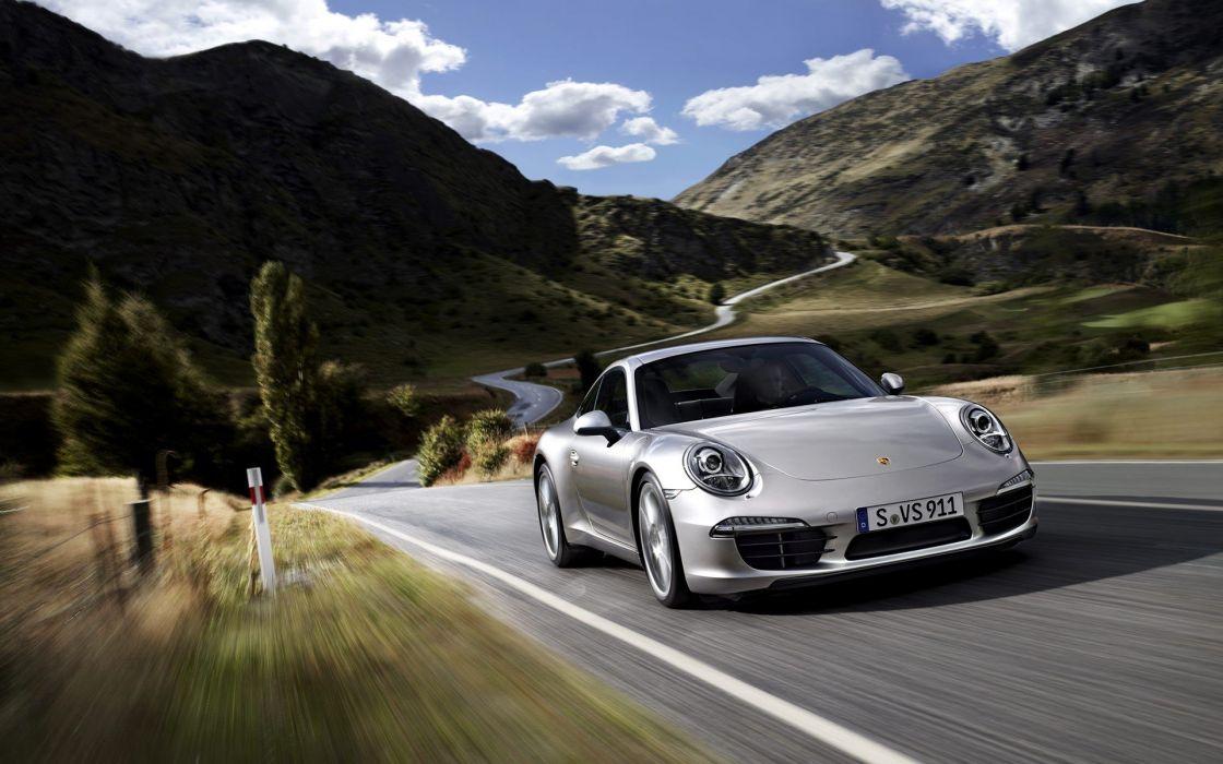 cars Porsche 911 wallpaper