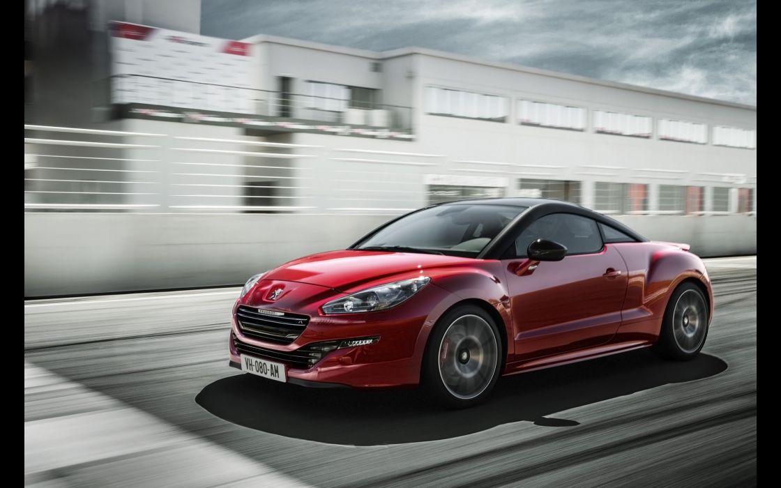 cars Peugeot Motion Peugeot RCZ wallpaper