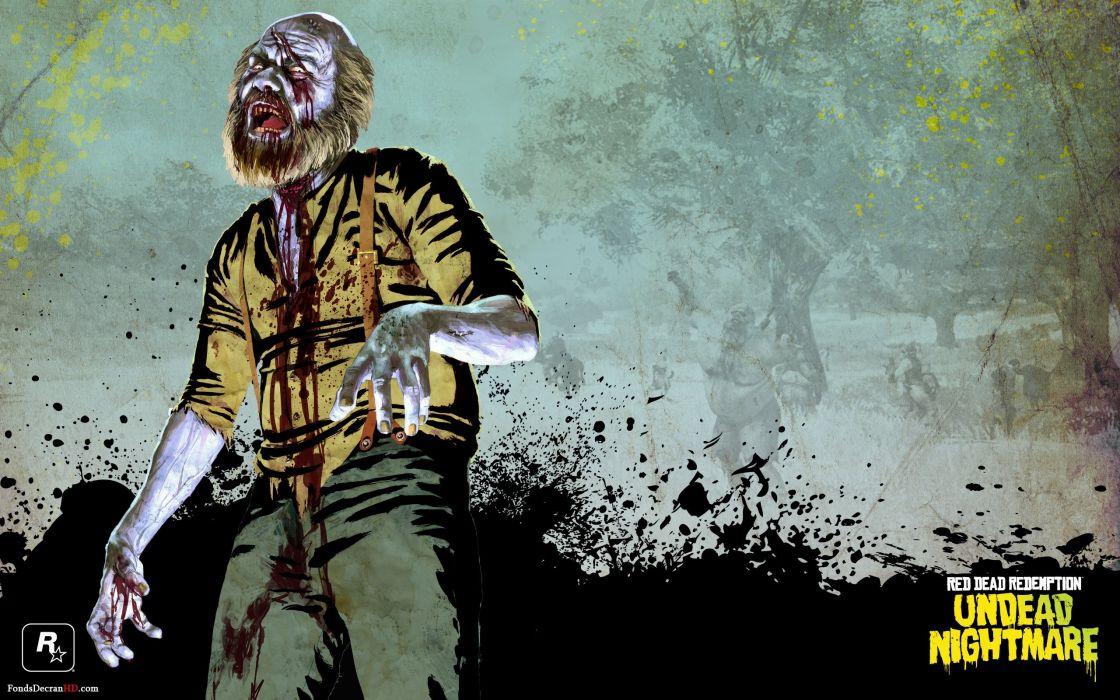 RED DEAD REDEMPTION western action adventure (8) wallpaper