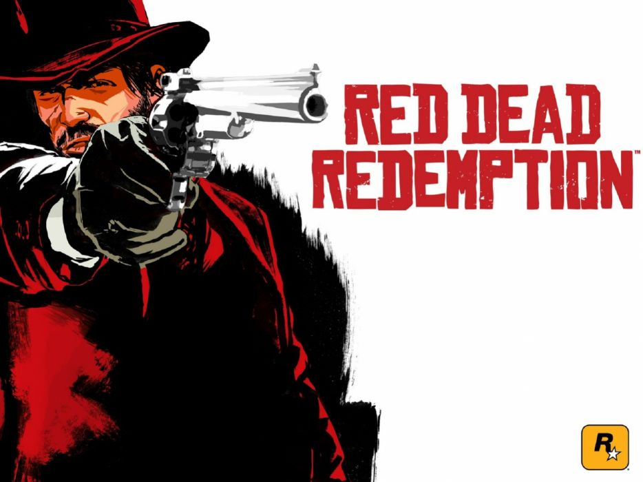 RED DEAD REDEMPTION western action adventure (14) wallpaper