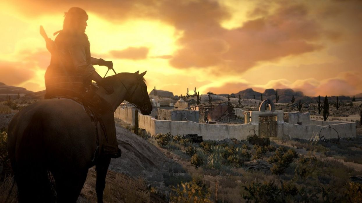 RED DEAD REDEMPTION western action adventure (15) wallpaper