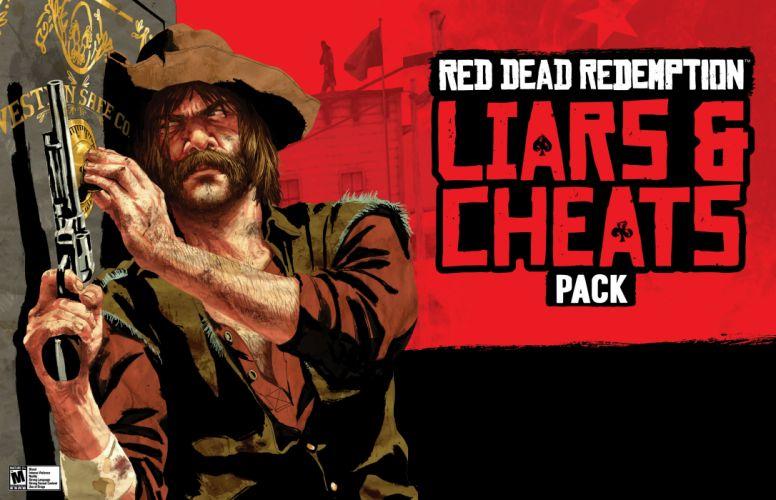 RED DEAD REDEMPTION western action adventure (30) wallpaper