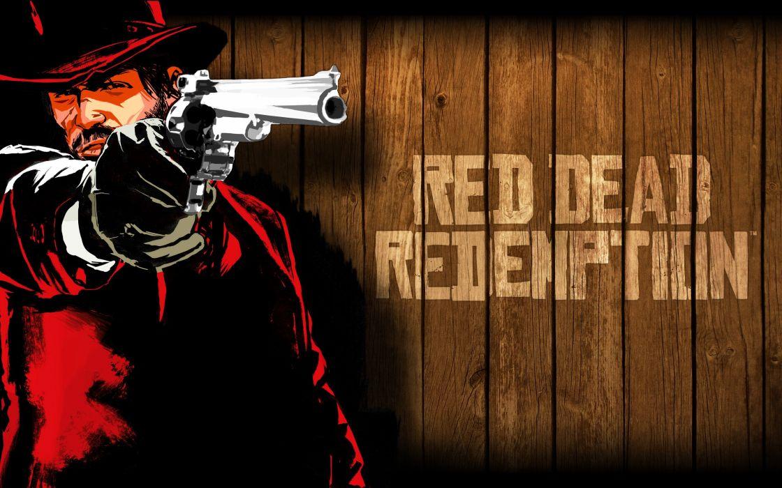 RED DEAD REDEMPTION western action adventure (49) wallpaper