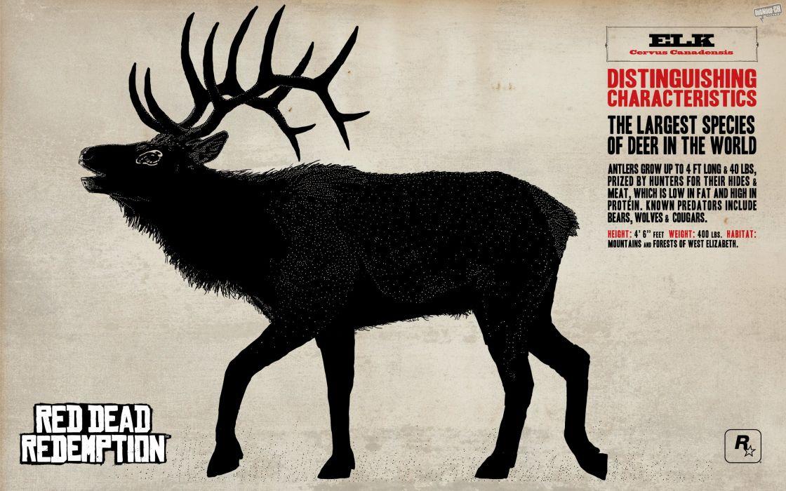 RED DEAD REDEMPTION western action adventure (52) wallpaper