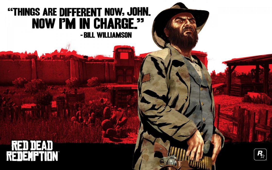 RED DEAD REDEMPTION western action adventure (55) wallpaper