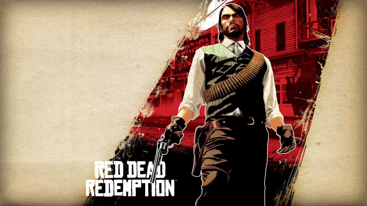 RED DEAD REDEMPTION western action adventure (56) wallpaper