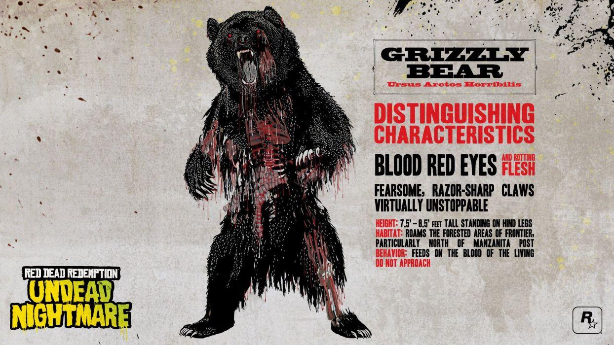 RED DEAD REDEMPTION western action adventure (60) wallpaper