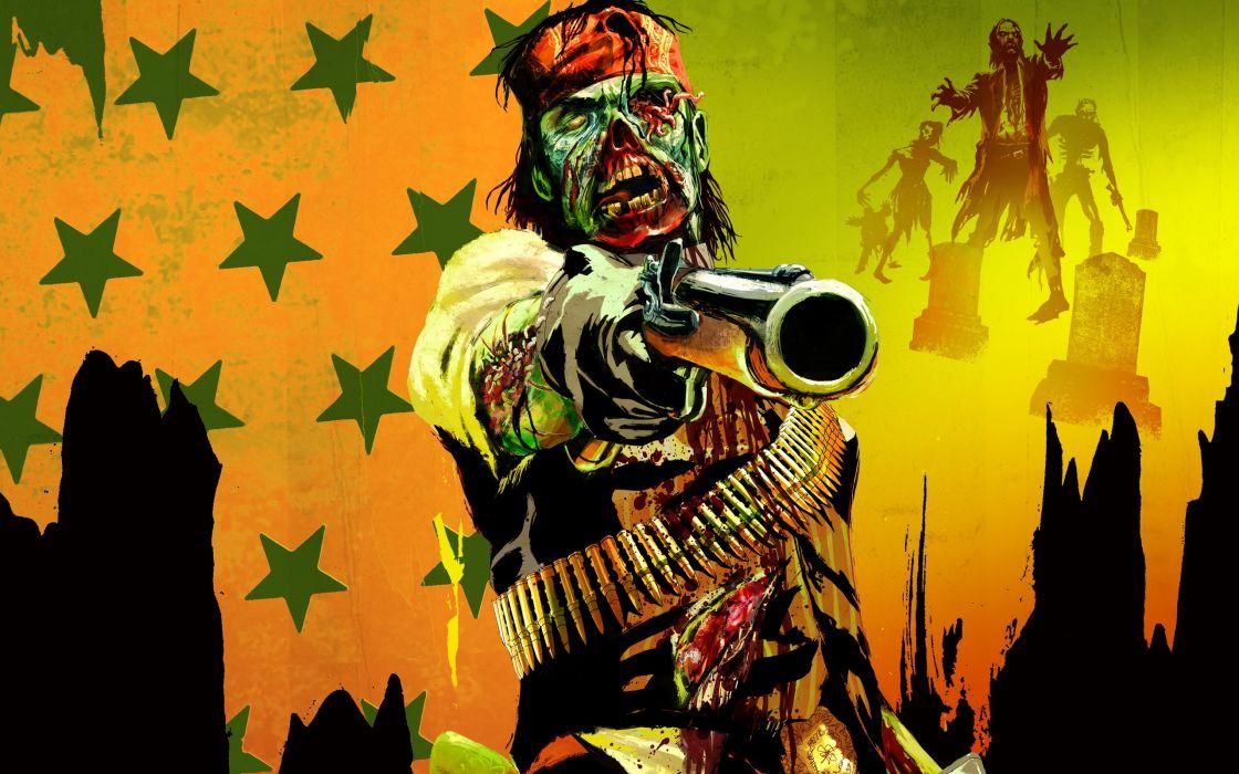 RED DEAD REDEMPTION western action adventure (65) wallpaper